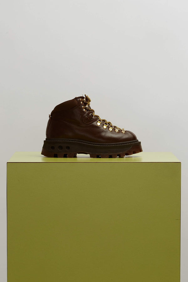 F108 High Tracker Boot in Chocolate