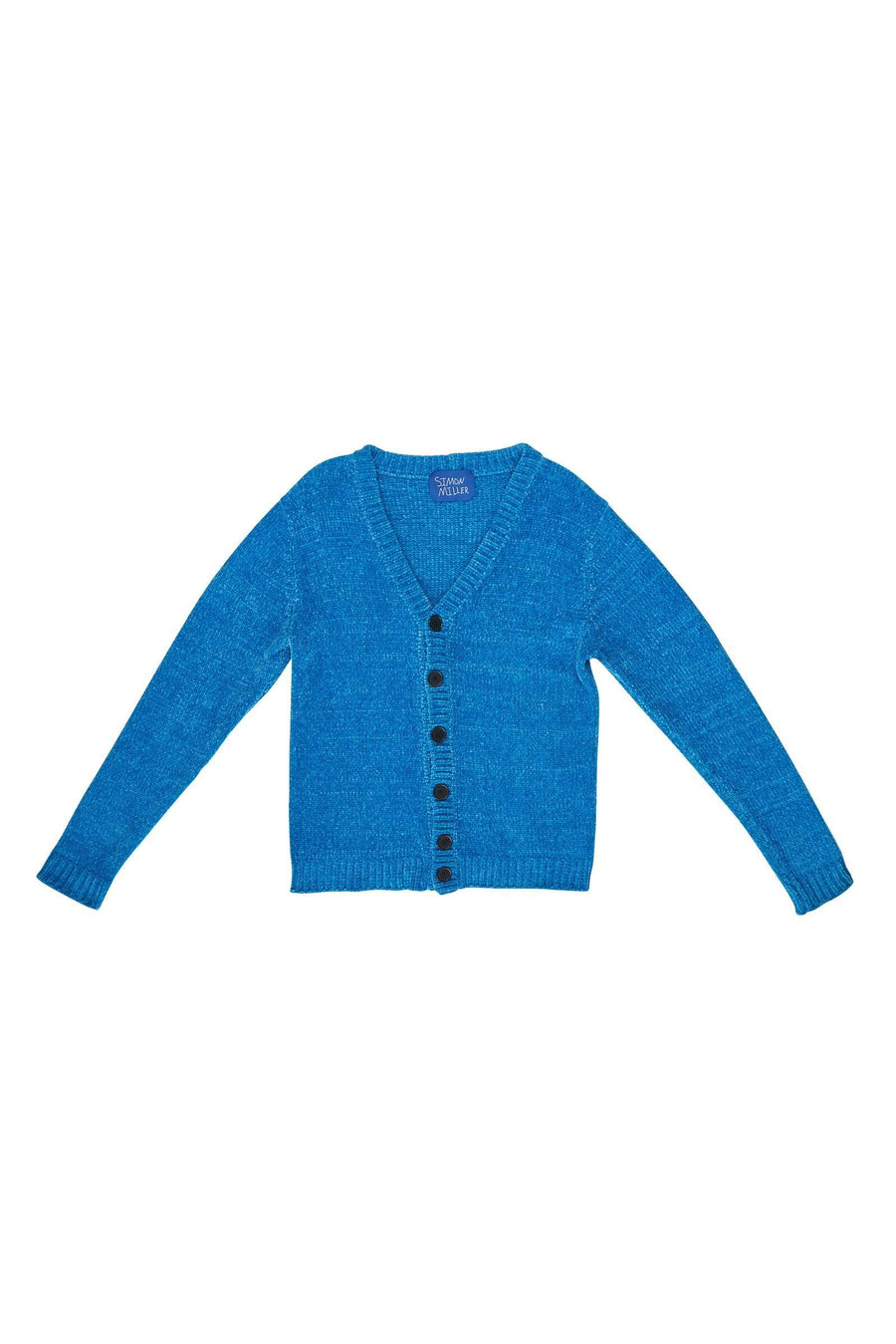 M730 Orr Cardigan in Wave