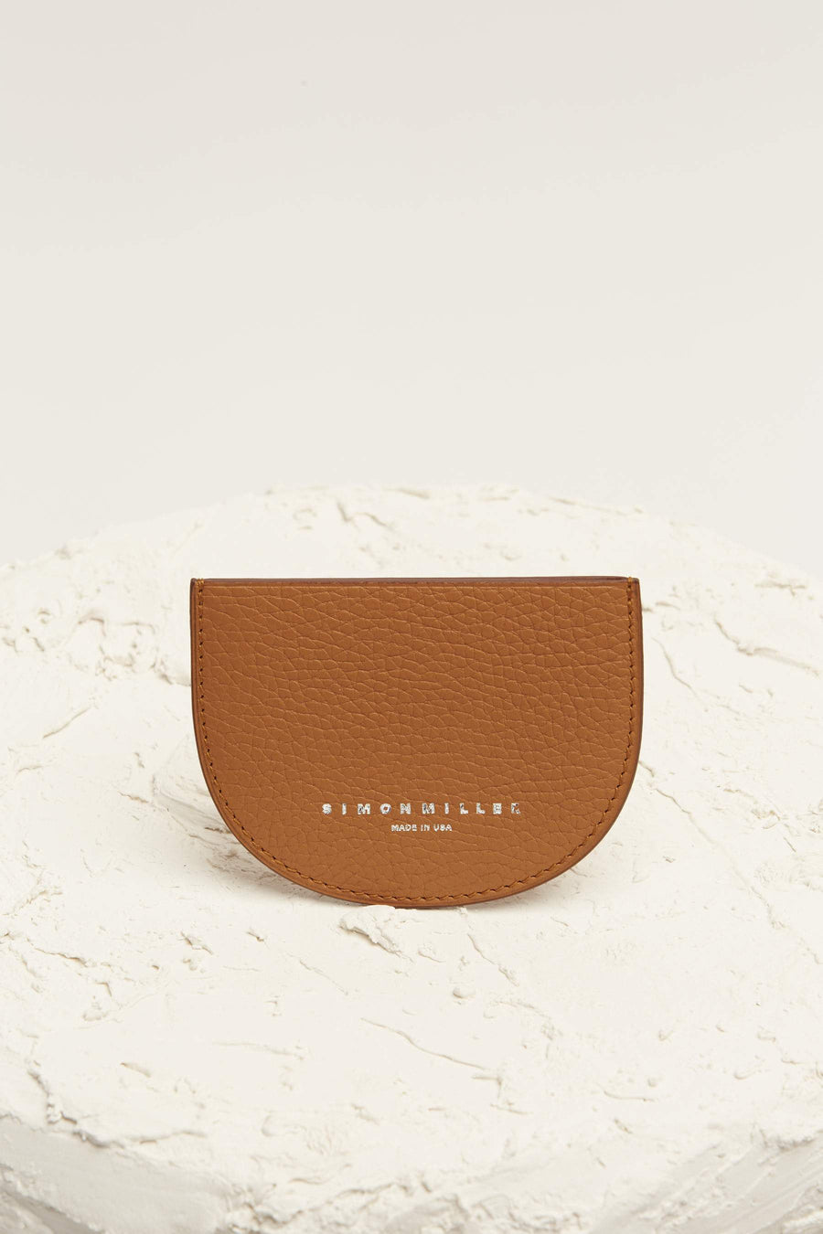 S823 Leather Cardholder in Toffee