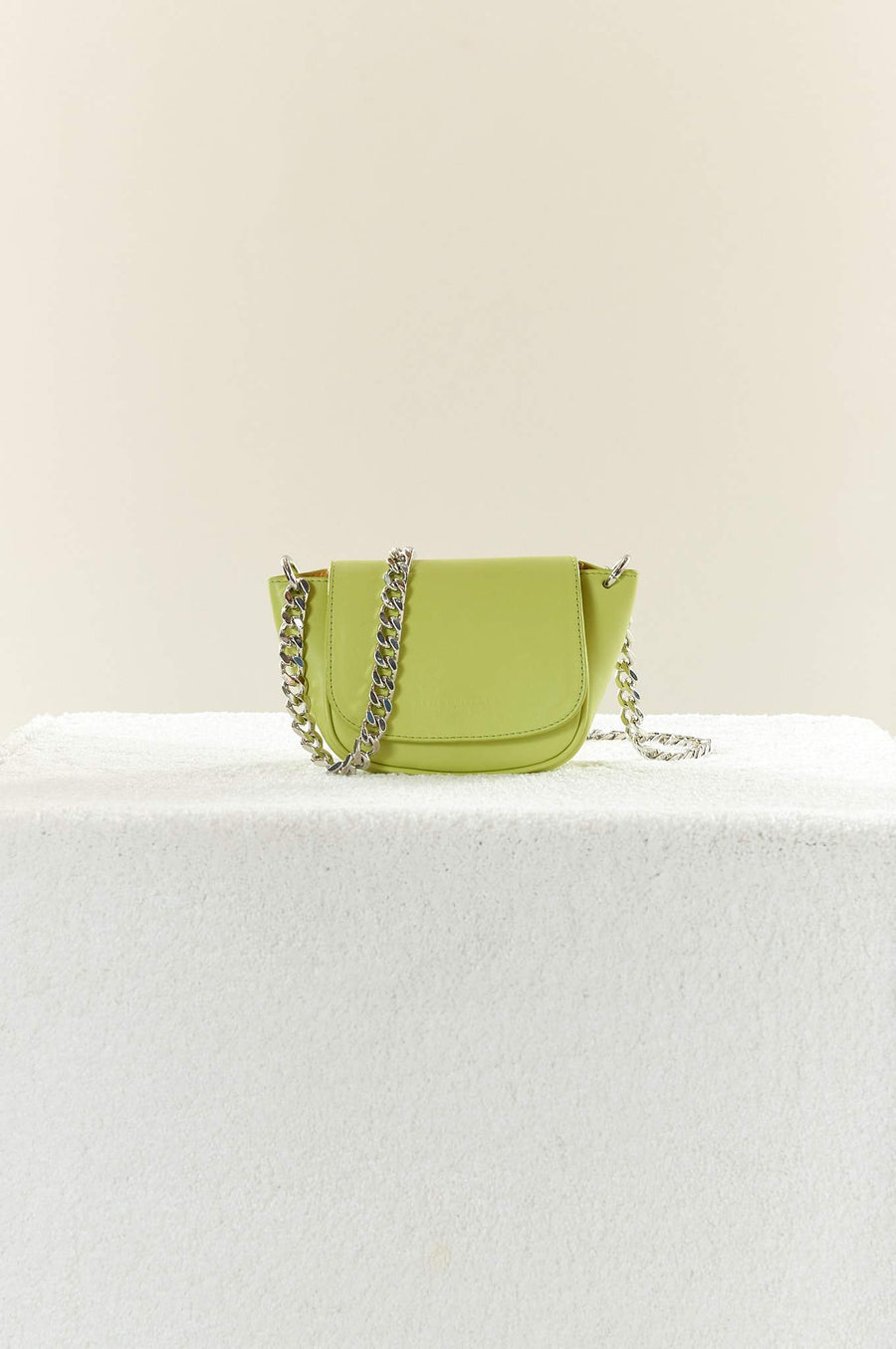 Mini Bend Bag in Citron