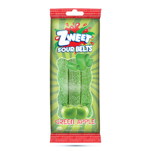 Zweet Sour Apple Belts 4.5oz