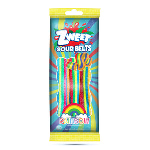 Zweet Sour Rainbow Belts 4.5oz