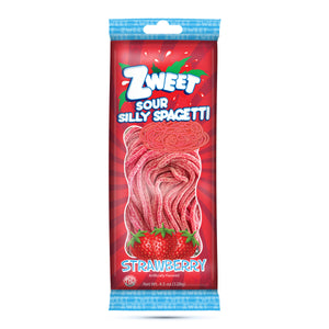 Zweet Sour Strawberry Spaghetti 4.5oz