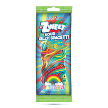 Load image into Gallery viewer, Zweet Sour Rainbow Spaghetti 4.5oz