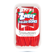 Load image into Gallery viewer, Zweet Strawberry Ropes 10oz
