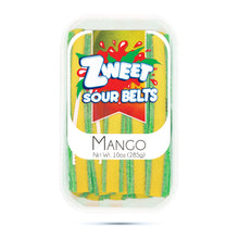 Load image into Gallery viewer, Zweet Sour Mango Belts 10oz