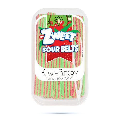 Zweet Kiwi Strawberry Belts 10oz