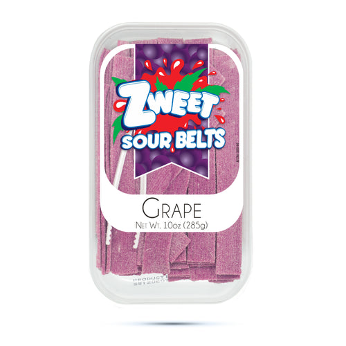 Zweet Sour Grape Belts 10oz