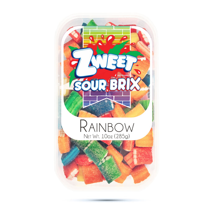 Zweet Sour Rainbow Brix 10oz