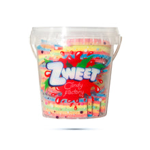 Load image into Gallery viewer, Zweet Sour Rainbow Belts 7oz
