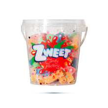 Load image into Gallery viewer, Zweet Sour Rainbow Twisteez 7oz