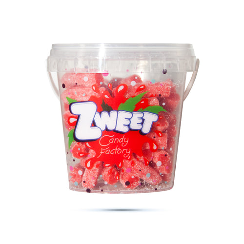Zweet Sour Strawberry Twisteez 7oz
