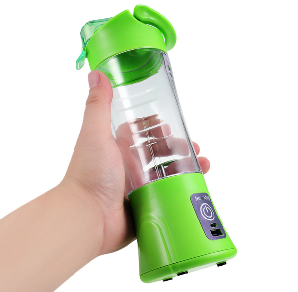 Mini Liquidificador Portátil 400 ml USB