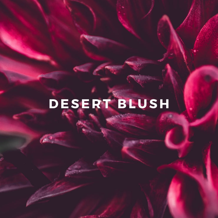 Raw Spirit Desert Blush perfume is a warm floral fragrance featuring wild-harvested Australian sandalwood and a hint of the intoxicating floral note of Australian Boronia.