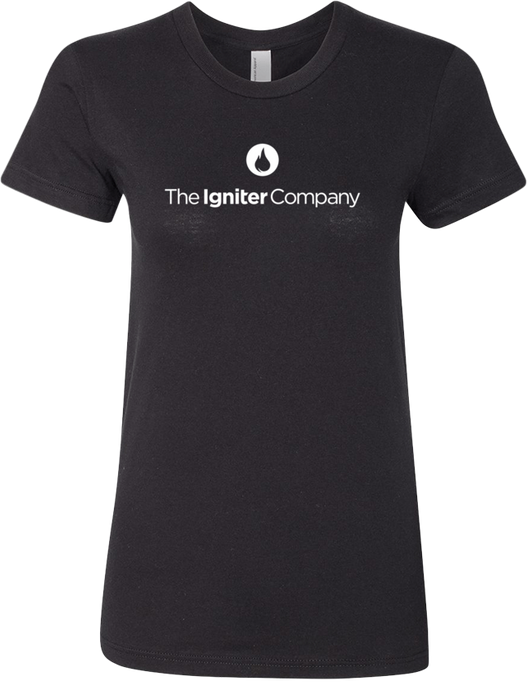 The Igniter Company Flame Women's T-Shirt