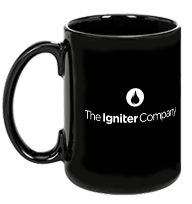 The Igniter Company Mug