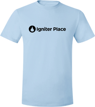 Load image into Gallery viewer, Igniter Place T-Shirt (Black Print)