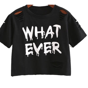 What Ever Grunge Tee