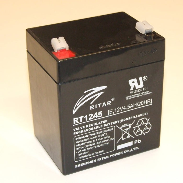 Batteries — Applications & Characteristics