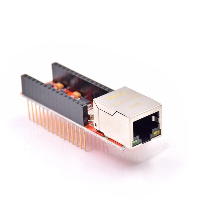 Arduino Ethernet Shield Nano - ThinkRobotics.in
