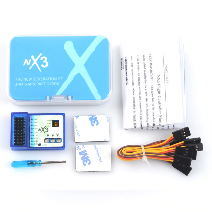 NX3 Flight Controller