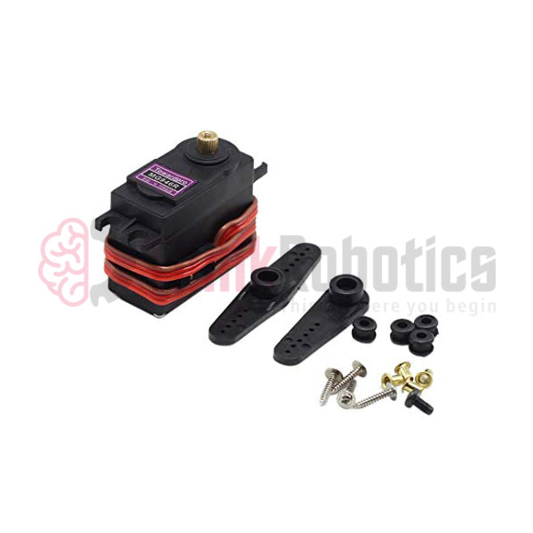 Standard Metal Servo (MG946R) - ThinkRobotics.in