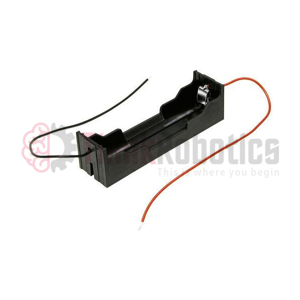 18650 Lithim-Ion Battery Holder (3.7v - 7.4v) - ThinkRobotics.in