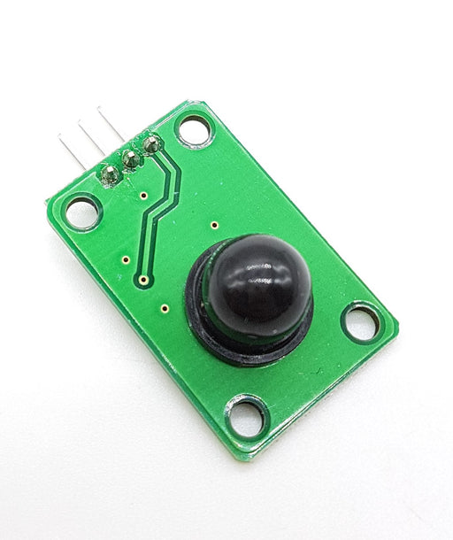 120 degree infrared PIR body sensor have focal length 5mm with 120 degree angle reaction and  5m reaction distance respectively. Its thickness is 0.6mm.