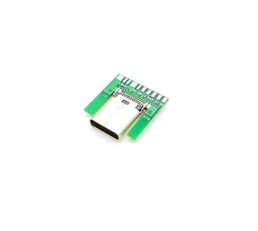 USB 3.1 Type C Connector 24 Pins - ThinkRobotics.in