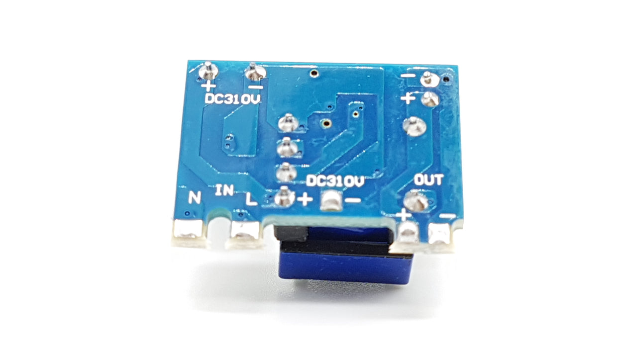 AC-DC 5V 600mA 3W Isolated Switching Power Supply Module - ThinkRobotics.in