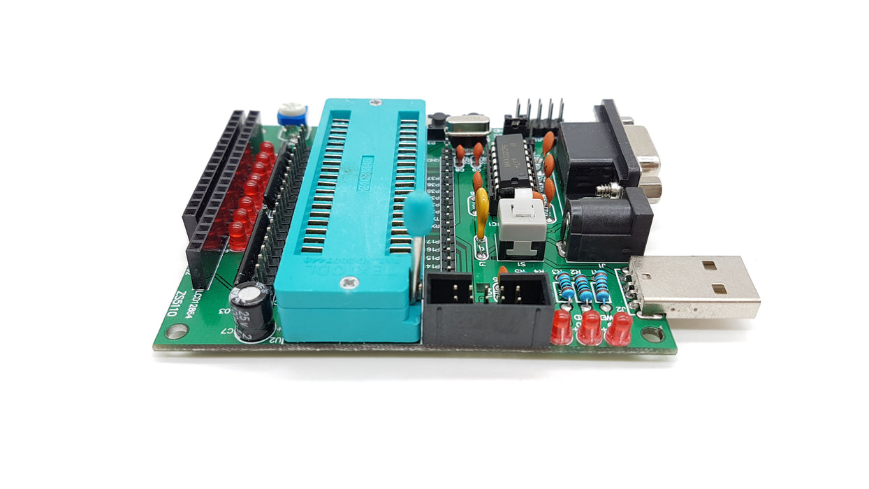 AVR MCU development board - ThinkRobotics.in