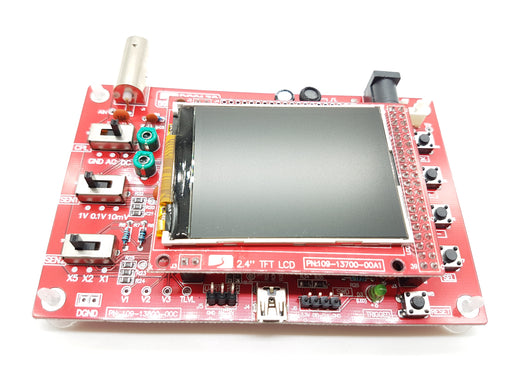"DSO138 Digital Oscilloscope with 2.4 ""TFT screen - ThinkRobotics.in"