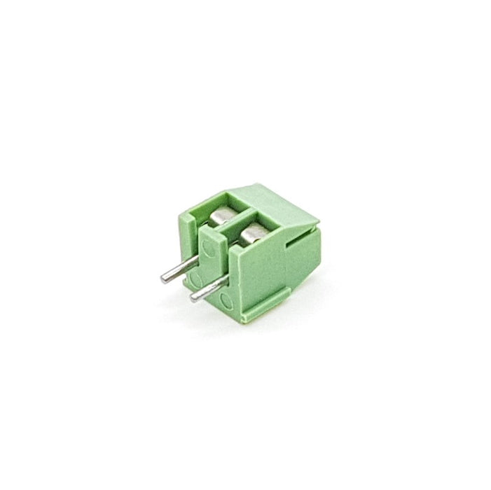 PCB Mount Screw Terminal Block Connector Pack of 5