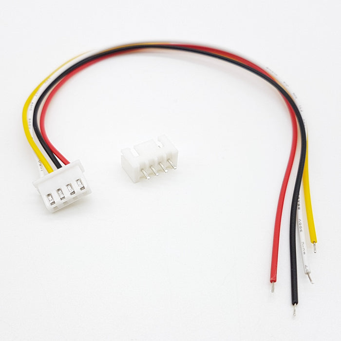 Solder Free Connector wire cable - JST-PH - ThinkRobotics.in