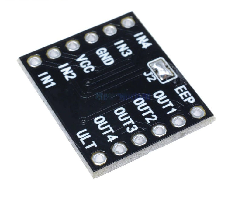 DRV8833 2 Channel DC Motor Driver Module - ThinkRobotics.in