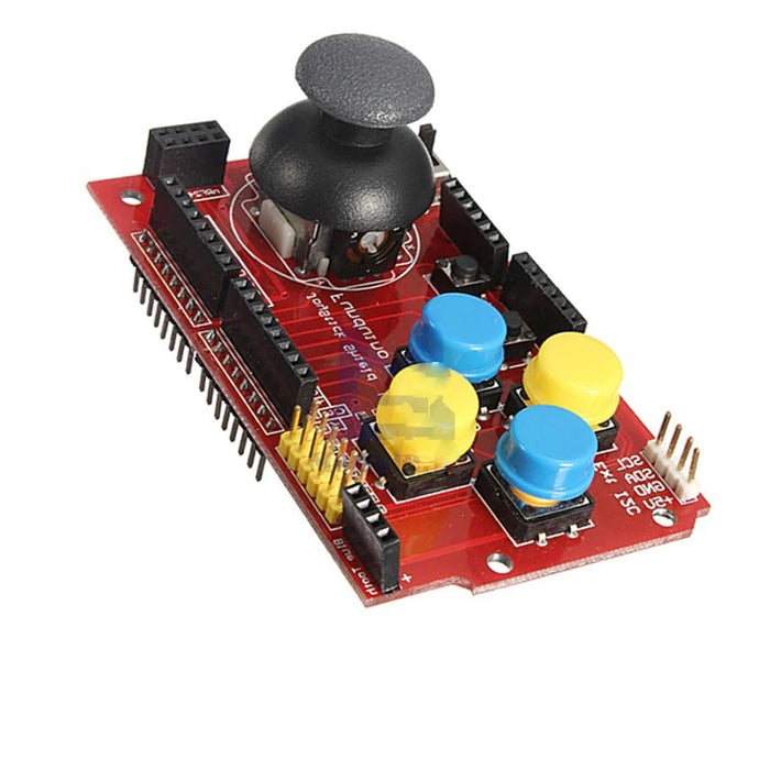 Gamepad JoyStick Keypad Shield - ThinkRobotics.in