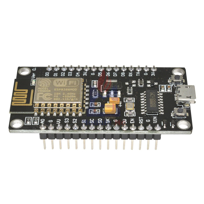 NodeMcu V3 Lua WIFI Internet of Things development board - ThinkRobotics.in