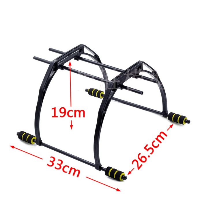 F450 / F550 Quadcopter High Landing gear