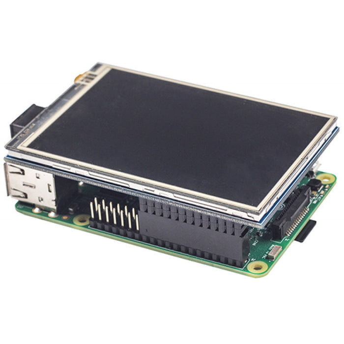 "3.5"" Touchscreen Display for Raspberry Pi"