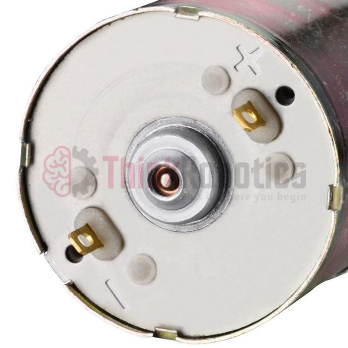 37mm Metal Gearmotors - ThinkRobotics.in