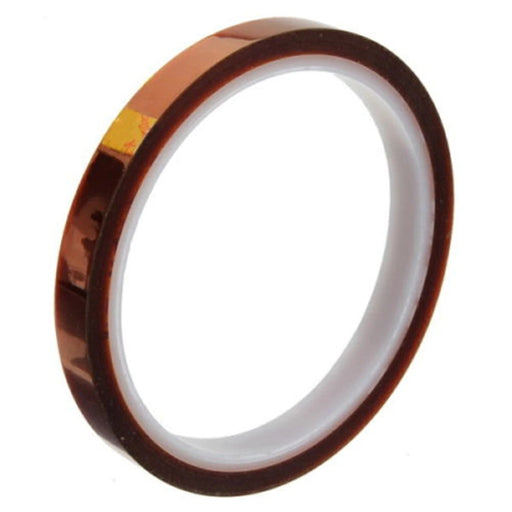 High temperature resistant gold ribbon roll 5mm 100ft - ThinkRobotics.in