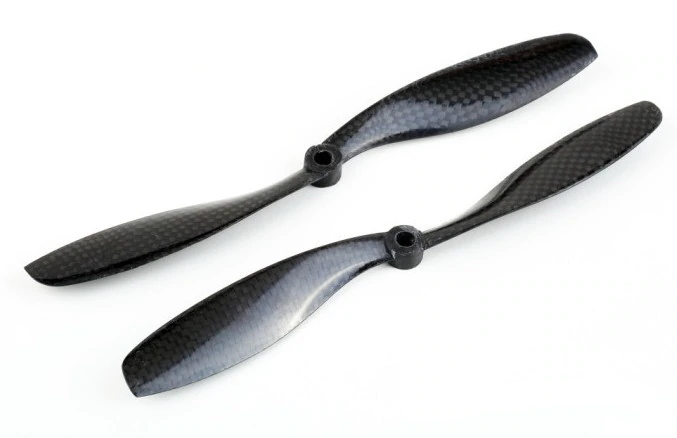 2pcs Carbon Fiber Propeller