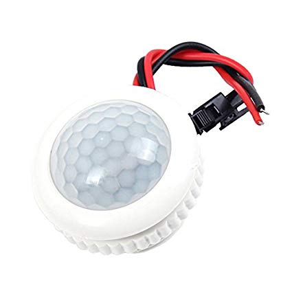 PIR Infrared Human Induction Lamp 220V 50HZ - ThinkRobotics.in