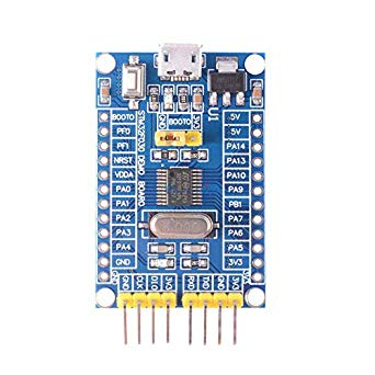 STM32F030F4P6 Small Systems Development Board CORTEX-M0 - ThinkRobotics.in