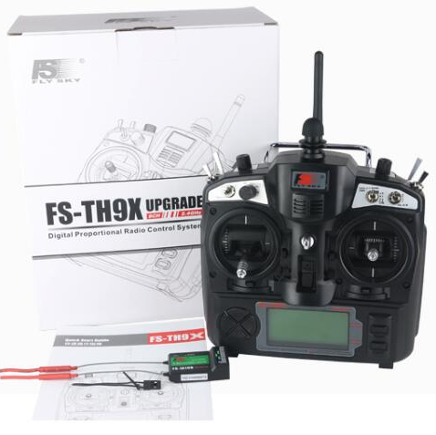 FlySky FS-TH9X with iA10B Transmitter Radio Set