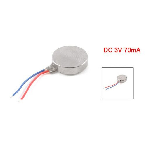 3V Vibrating Mini Motor Disc - ThinkRobotics.in