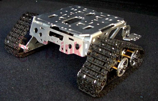 Wall-E Crawler Chassis - ThinkRobotics.in