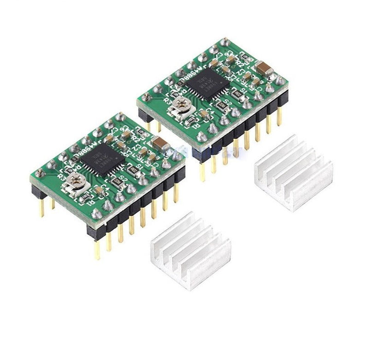 Reprap Stepper Driver A4988 - ThinkRobotics.in