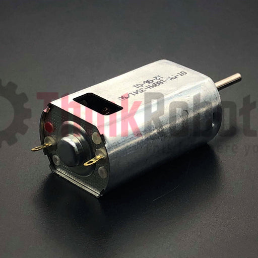 High Speed Micro DC motor with metal carbon brush