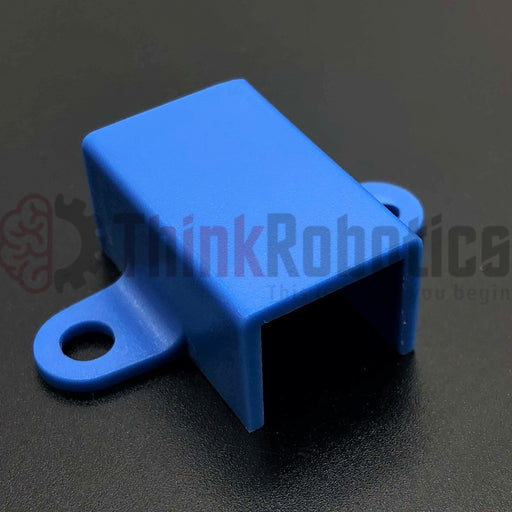 N20 - 12mm - Reduction Geared Motor Mounting Bracket - ThinkRobotics.in